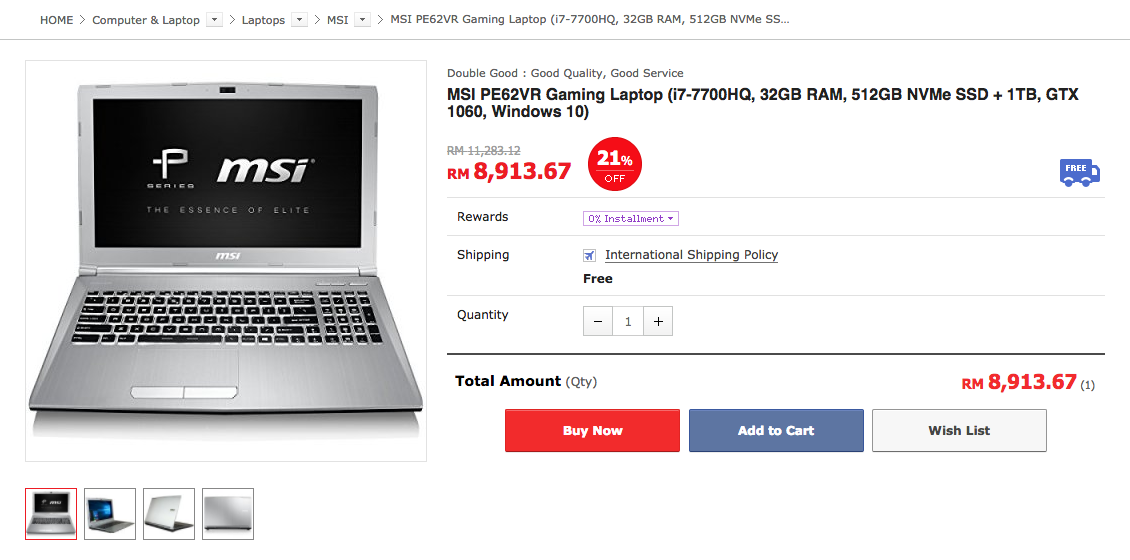 This laptop was as expensive as it is today.